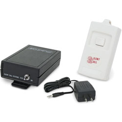 Personal Paging System - Kit 1 -Includes Pendant Transmitter, Omni Page, Battery Charger
