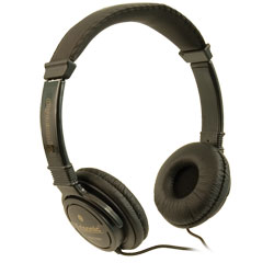 2-in-1 Combo Stereo Headphones and Earphones Price: $12.95