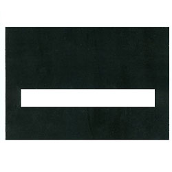 Typoscope -3-1-2 x 5 inches  25 Regular Black Plastic Price: $11.95