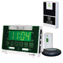 Central Alert CA-360 Combo 2 Notification System Price: $209.95