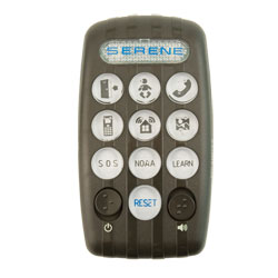 CentralAlert Wireless Vibrating Personal Receiver