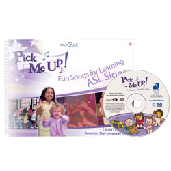 Pick Me Up! Music CD and Activity Guide Price: $36.95