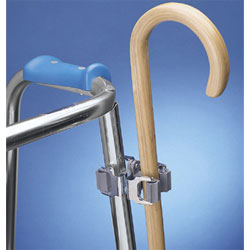 Double Clip Cane Holder Price: $21.95