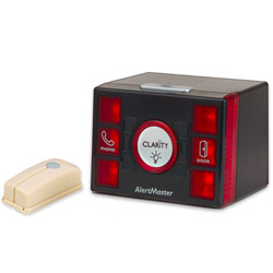 Clarity AlertMaster AL11 Doorbell and Phone System Price: $72.95