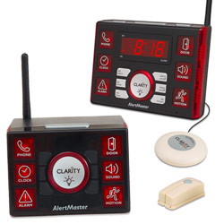 Clarity AlertMaster AL10 Plus AL12 Alerting Combo Price: $189.95