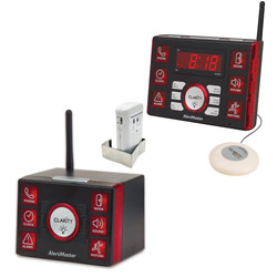 Clarity AlertMaster AL10/AL12 Combo w/Door Knocker Price: $209.73