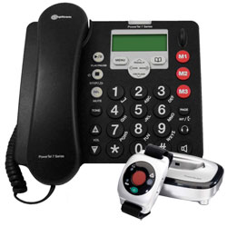 PowerTel 765 Amplified Corded Emergency Phone