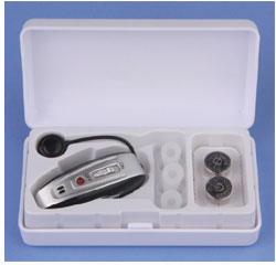 See-Hear-Now Personal Sound Amplifier - 50dB