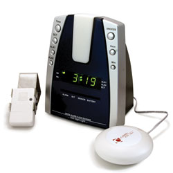 All-In-One Alarm Clock - click to view larger image