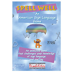 Spell Well - An A.S.L. Game -CDRom