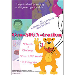 Con-SIGN-Tration 3 (CDRom) Price: $19.95