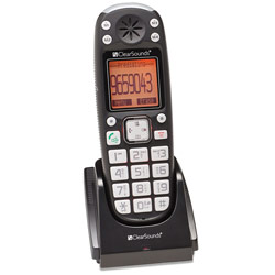 ClearSounds DECT 6.0 25dB Amplified Expandable Cordless Handset