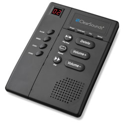 ClearSounds Digital Amplified Answering Machine