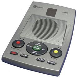 Amplicom Amplified Answering Machine- 40dB