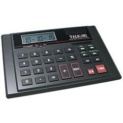 Talking Calculator and Clock - Spanish Price: $13.95