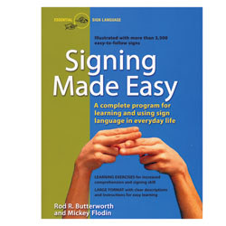 Book - Signing Made Easy Price: $15.95