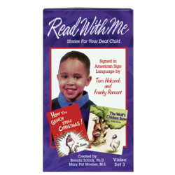 Read with Me -Set 3  - VHS