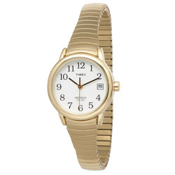 Timex Ladies Indiglo Watch - Exp. Band Price: $44.95