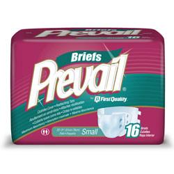Prevail Briefs- Small - Waist 20-31in. - 96-cs