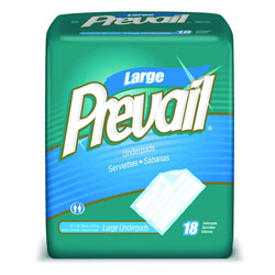 Prevail Disposable Underpads- 23 x 36-in. -72-cs - click to view larger image