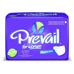 Prevail Womens Underwear- Sm-Med 34-46in. 80-cs - click to view larger image
