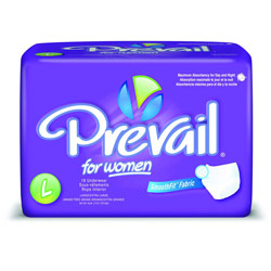 Prevail Womens Underwear- Lg- Waist 44-58in. 72-cs