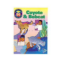 Book - Coyote and Bobcat