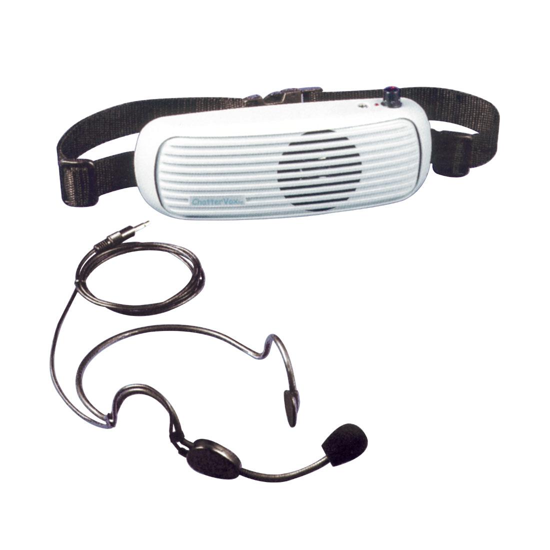 Chattervox Voice Amplifier Price: $248.75