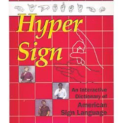 HyperSign CD-ROM -Macintosh