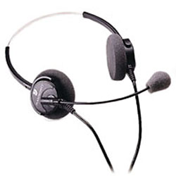 Supra Binaural Headset Price: $109.95