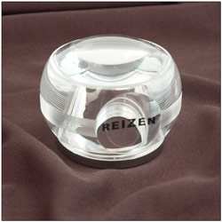 6x Hollow Dome Loupe Magnifier - click to view larger image