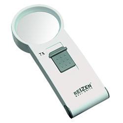 Reizen Maxi-Brite LED Handheld Magnifier - 7X