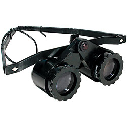Beecher 3x25 Binocular for Distance Viewing