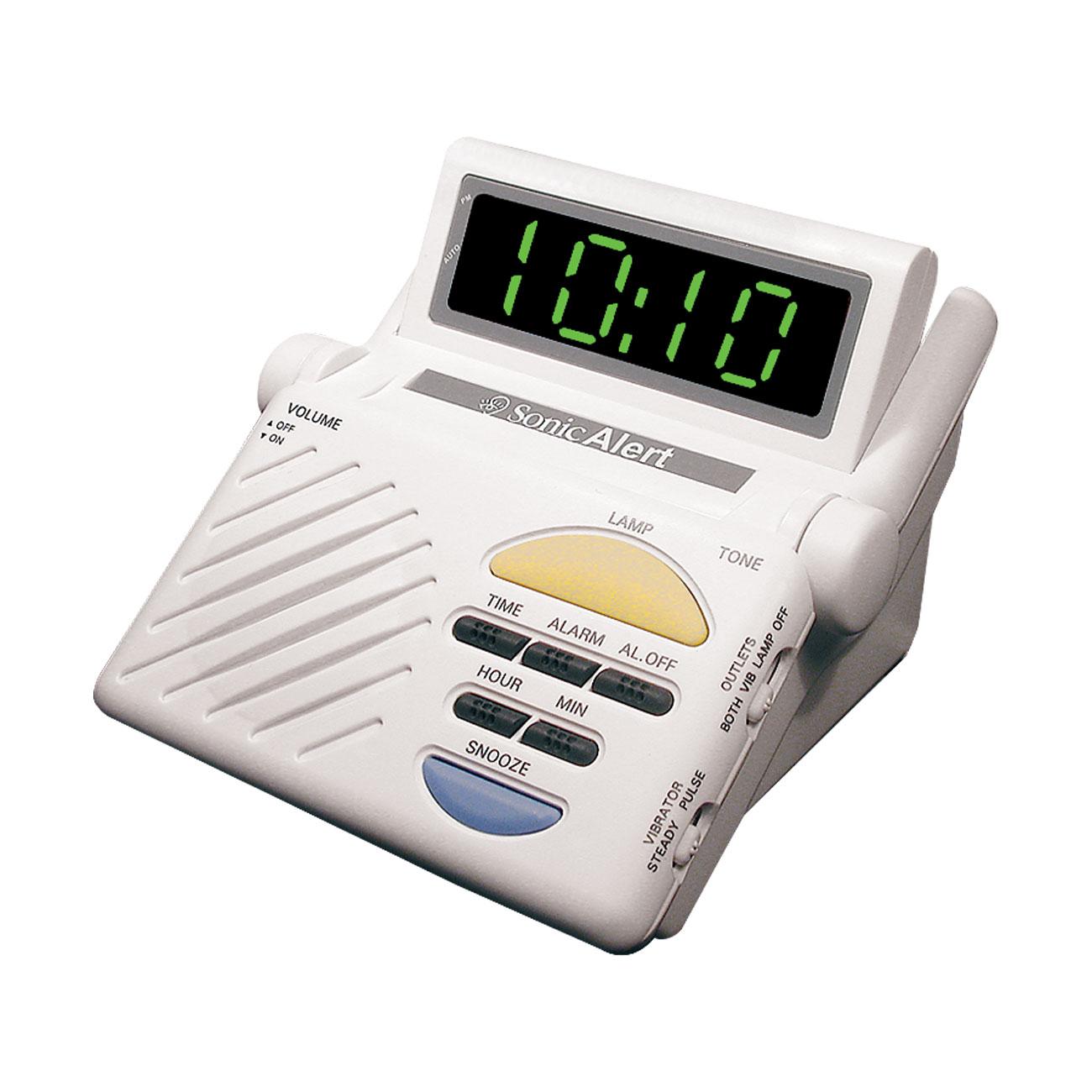 Sonic Alert Sonic Boom Alarm Clock