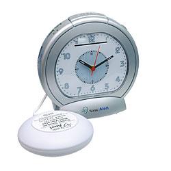 Sonic Boom Analog Vibrating Alarm Clock Price: $36.95