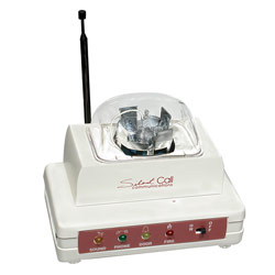 Silent Call Sidekick Receiver With Strobe Price: $129.99