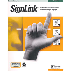 SignLink 1.0 CD-ROM Price: $59.95