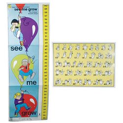 See Me Grow-Growth Chart