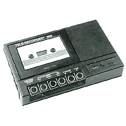 Maxi-Tel 500 Recorder and Player