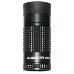 Walters Low Vision 6x16 Monocular with Case and Neck Strap