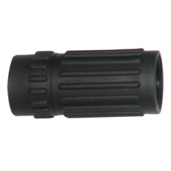 Walters 6x16 Rubber Coated Monocular with Case and Neck Strap - click to view larger image