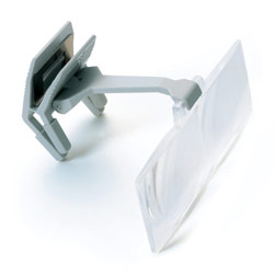 Zeiss Head-worn Clip-on Loupe LC- 4D - click to view larger image