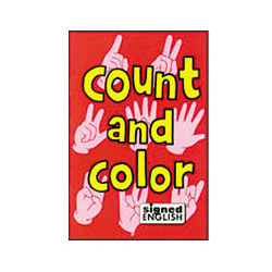 Book - Count and Color