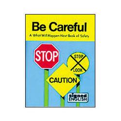 Book - Be Careful