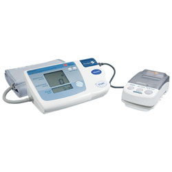 Omron Digital Blood Pressure Monitor with Printer