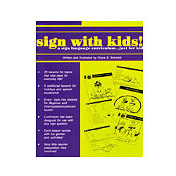 Sign with Kids Price: $27.50