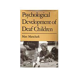 Psychological Development of Deaf Children - click to view larger image