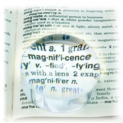 Reizen Dome Magnifier 4x 12D 65mm