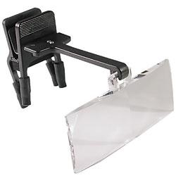 Reizen Magnifier - Clip on Magnifier - click to view larger image