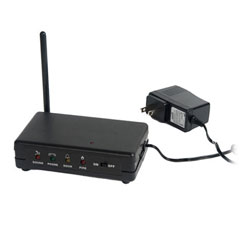 Legacy Silent Call Sidekick Receiver without Strobe